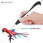Buy cheap Easthreed Mini 3D Doodle Art Pen , 3D Digital Pen 1.75mm Pla Material For School from wholesalers