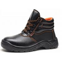 Buy cheap EUR 43 Size Industrial Safety Products / Unisex Steel Toe Cap Safety Shoes from wholesalers