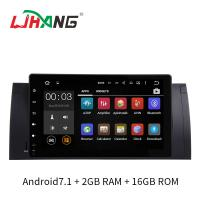 Buy cheap BT Audio Dvd Player Auto Bmw , Rear Camera Bmw E53 Dvd Player 2GB DDR3 RAM from wholesalers
