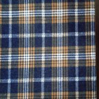 Buy cheap red black check pattern fabric/plaid/stripe tartan shirt fabric 100% cotton yarn dyed flannel fabric price from wholesalers