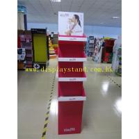 Buy cheap Paper Material Pop Cardboard Advertising Display Stands For Maternal And Child Supplies from wholesalers