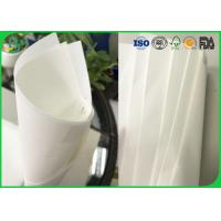 Buy cheap FSC Certificated 120gsm - 240gsm Waterproof Double Side White Stone Paper For Office Notebook from wholesalers