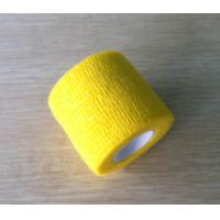 Buy cheap Custom vet cohesive  bandage Strong nonwoven Elastic Bandage Made in China from wholesalers