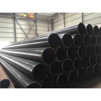 China ERW API 5L welded line pipes X56 R3 length from China supplier on sale