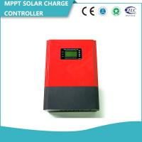 Buy cheap MPPT Solar Power Charge Controller Automatic Monitoring Soft LCD Backlight Display from wholesalers