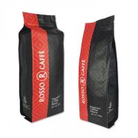Buy cheap NEW custom aluminum foil side gusset coffee packaging bag 500g for coffee bean from wholesalers