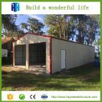Buy cheap Car parking long large span steel structural prefab workshop buildings from wholesalers