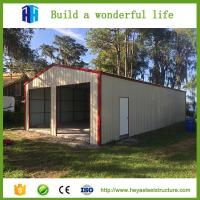 Buy cheap prefabricated light steel structure shed modular warehouse building from wholesalers