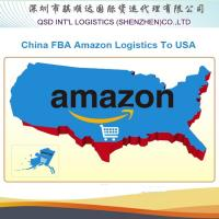 Buy cheap sea freight rates guangdong/china to usa amazon fba professional Amazon cargo agent service in China from wholesalers