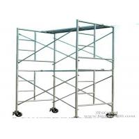 Buy cheap High Strength Steel H Frame Scaffolding Masonry Material  For Construction product