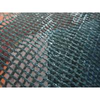 Buy cheap PE knitted 9 needles construction black plastic scaffold netting from wholesalers