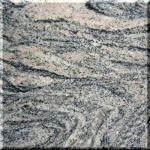 Buy cheap Polished juparana Granite Kitchen Countertop , Beveled / bullnose granite tile from wholesalers