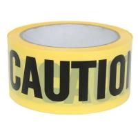 Buy cheap Yellow PE Warning Tape(Barrier Caution Tape),Red DANGER Tape Caution Tape Roll 3-Inch Non-Adhesive Sharp Red Color Warni from wholesalers