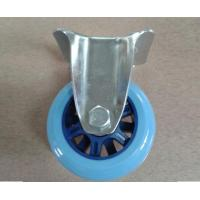 Buy cheap PU Caster Wheel For Trolley from wholesalers