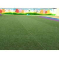 Buy cheap UV Resistant PE Plastic Grass With Soft Formula / Backyard Putting Green product