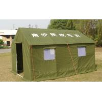 Disaster relief heavy duty canvas tents frame style for for A frame canvas tents for sale