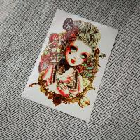 Buy cheap Nonmetallic temporary tattoo beauty HB001 from wholesalers