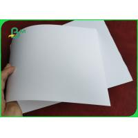 Buy cheap 120GSM 150GSM Silk Matt Coated Paper High Whiteness Non - glare For Name Cards from wholesalers