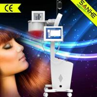 Buy cheap 2016 hottest laser hair regrowth machine/professional hair loss replacement from wholesalers