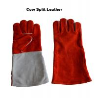 Buy cheap Long finger Workout Safety Gloves Red Color Safety Gloves for men and women workout gloves safety gloves from wholesalers