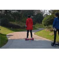 Buy cheap Two Wheels Handsfree Electric Scooter , Smart Balance Wheel Hoverboard from wholesalers