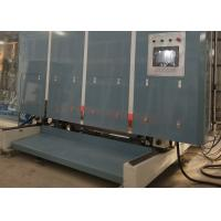Buy cheap Custom Double Glazing Equipment , Glass Processing Machines 45m/Min Transmission Speed product