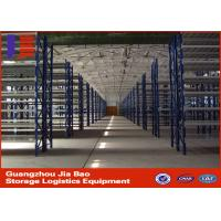 Buy cheap High Performance Heavy Duty Metal Storage Shelves Multi - Tier Racking System from wholesalers
