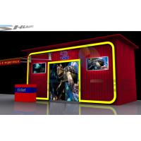 Buy cheap 5D Theater System with Motion chair, special effect system , 5D theater system with booth product