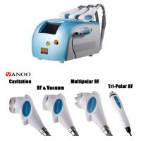 Buy cheap 40k Cavitation Body Slimming Machine / Device Cellulite Treatment No Pain from wholesalers