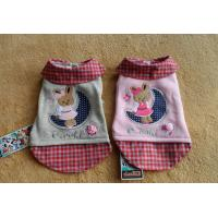 Buy cheap Azo Free Pet Suit Tiny Puppy Clothes For Small Dogs Apparel OEM from wholesalers