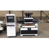 Buy cheap 1300*2500*200mm CNC Wood Cutting Machine For Woodworking Furniture Engraving product