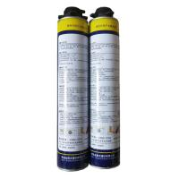 Fire Proof Polyurethane Foam Sealant Expanding Spray Foam Insulation Gap Filler