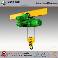Buy cheap Attractive and reasonable price CD Model Lifting Monorail Hoist from wholesalers