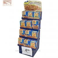 Buy cheap Art Paper Cardboard Display Stands Point Of Purchase Displays from wholesalers