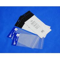 Buy cheap BOPP Header Bags Resealable Adhesive Bags, Clear Polypropylene Bags from wholesalers