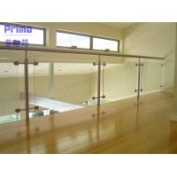 Buy cheap Stainless Steel Glass Railing from wholesalers