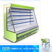 Buy cheap 2m open commercial upright refrigerator used for sale display fridge from wholesalers
