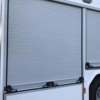 Buy cheap Outdoor Installed Aluminium Window Roller Shutters (Fire Truck) from wholesalers