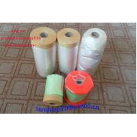 Buy cheap PMF&PMP  pretaped masking film and paper from wholesalers
