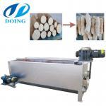 Buy cheap Cassava peeling machine cost in Nigeria cassava peeler large capacity stainless steel brush from wholesalers