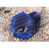 Buy cheap Steel Water Well Drilling Tools Tooth Rotary Step Drag Bits Three Wings from wholesalers