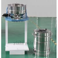 Buy cheap Continuous Type Powder Sieving Machine , Stainless Steel Industrial Powder Sifter product