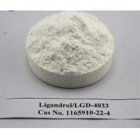 Buy cheap Pure SARMS Healthy Ligandrol (LGD-4033) good effect White Powder CAS No.: 1165910-22-4 from wholesalers
