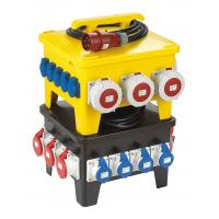 SAA Portable Distribution Box 240V Rated Voltage 37 * 34 * 33cm Dimension