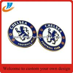Buy cheap 25mm No mold fee custom Metal Enamel Badges/Football Pin Badges/Football Stadium Pin Badge from wholesalers