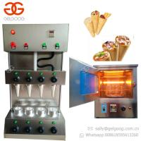 Buy cheap Horno Para Pizza Cono Oven Making Machine Pizza Cone Machine for Sale from wholesalers