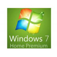 Buy cheap Microsoft Windows 7 Home Premium 32 & 64 BiT OEM by E-Mail All Languages from wholesalers