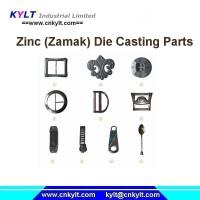Buy cheap Kylt Good Quality Zamak/Zinc Die Casting Parts China Factory from wholesalers