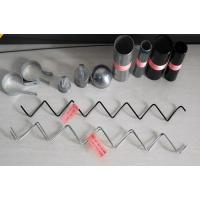Buy cheap Hot sale PVC coated chain link fence accessories, chain link fence clips from wholesalers