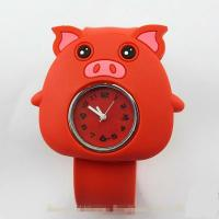 Buy cheap 2014 new style fashion digital kids slap watch with snail shape from wholesalers